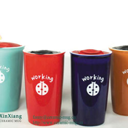 Eco cups With Silicone Cover