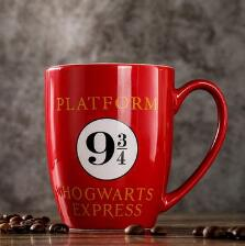 Harry Potter solid ceramic cup, marvel coffee mug